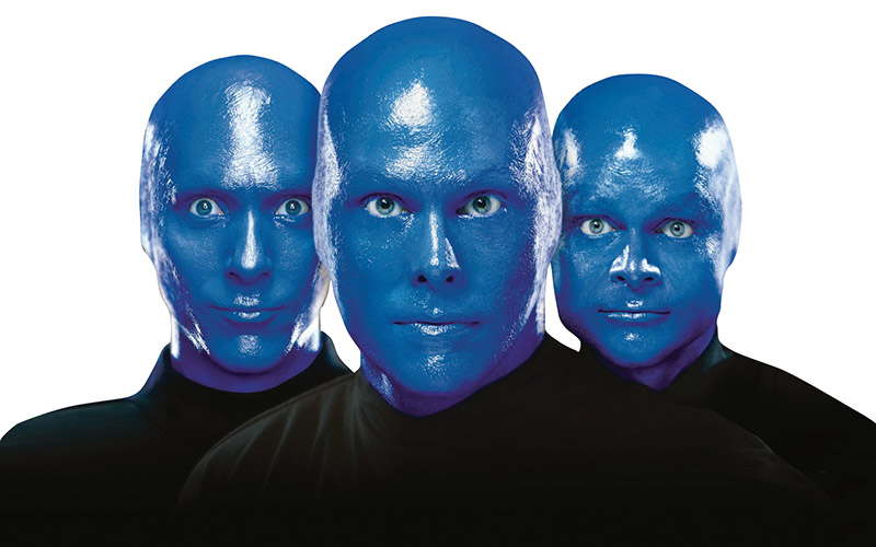 Blue Man Group München